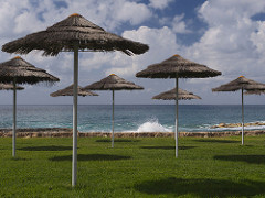 CYprus tourism holiday beach