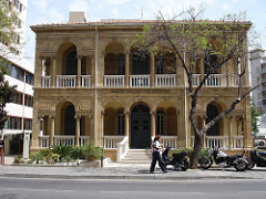Cyprus townhouse